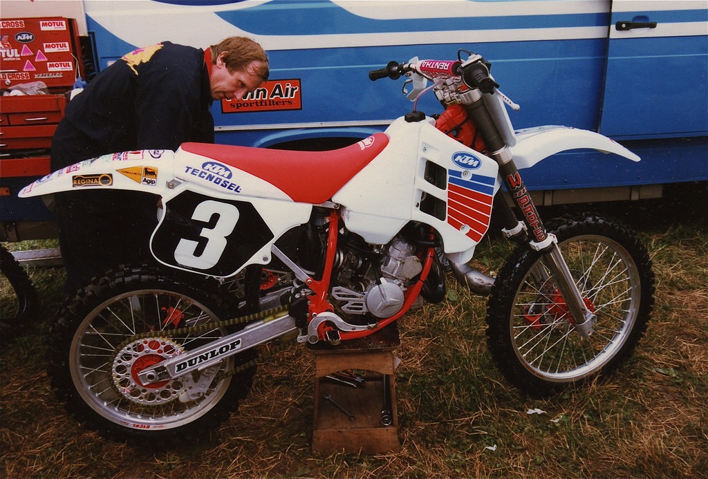 my 1990 ktm 125 project old school moto motocross forums message boards vital mx. Black Bedroom Furniture Sets. Home Design Ideas