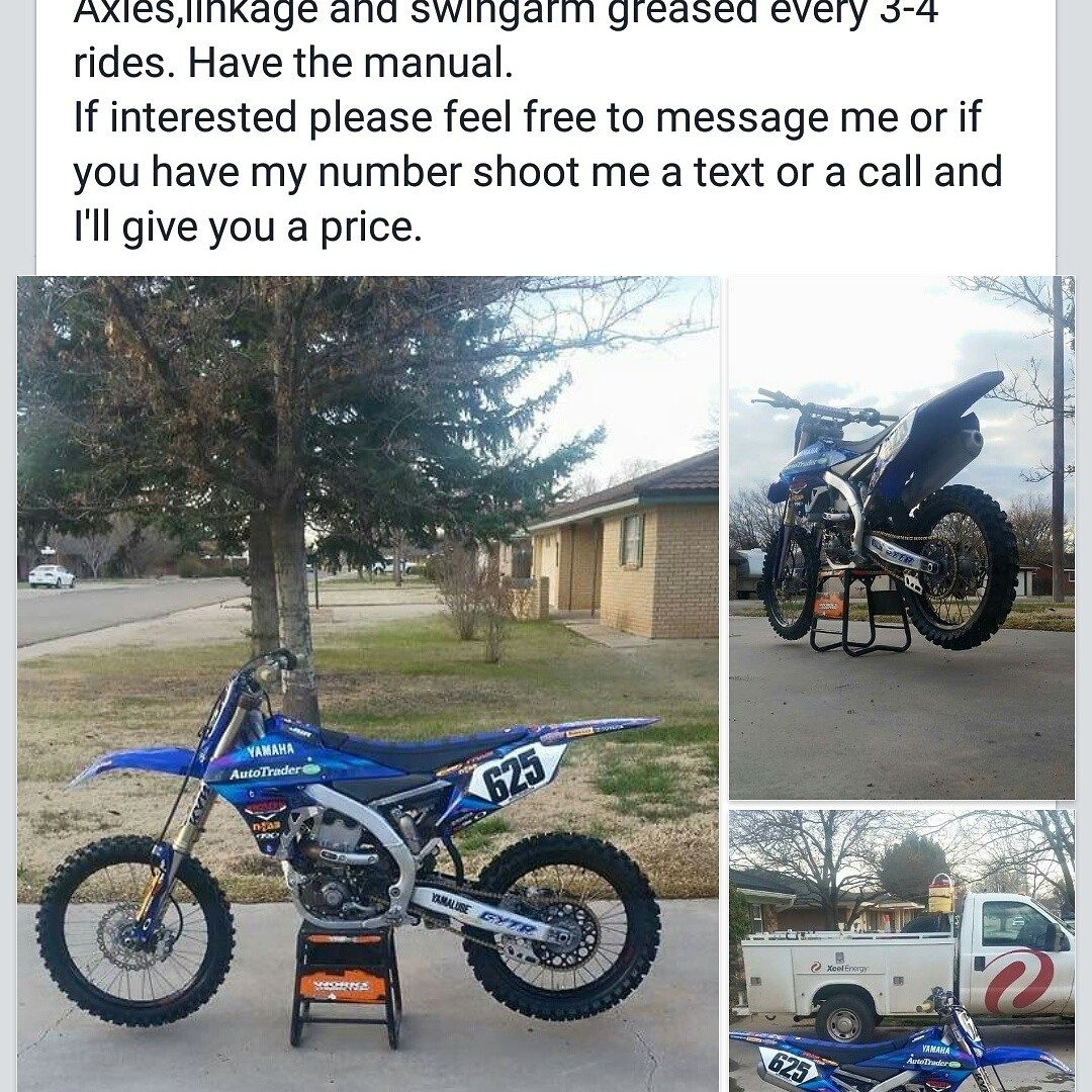 2014 yz450f for sale - Moto-Related - Motocross Forums