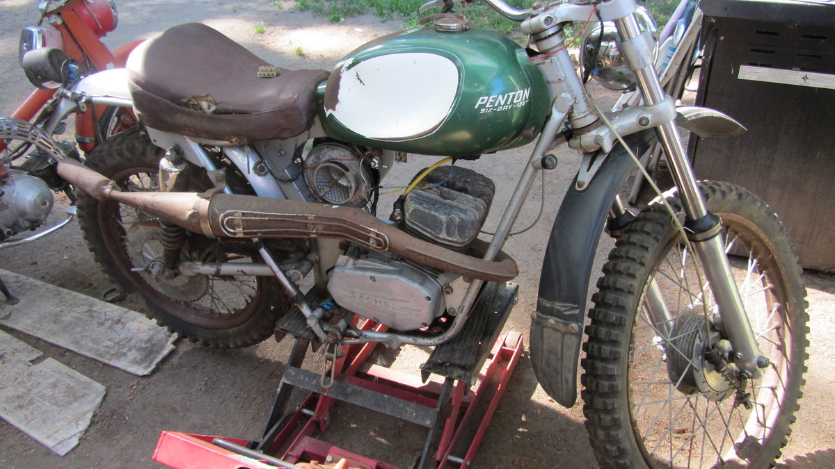 Just picked this up off craigslist old school moto - Jonesboro craigslist farm and garden ...