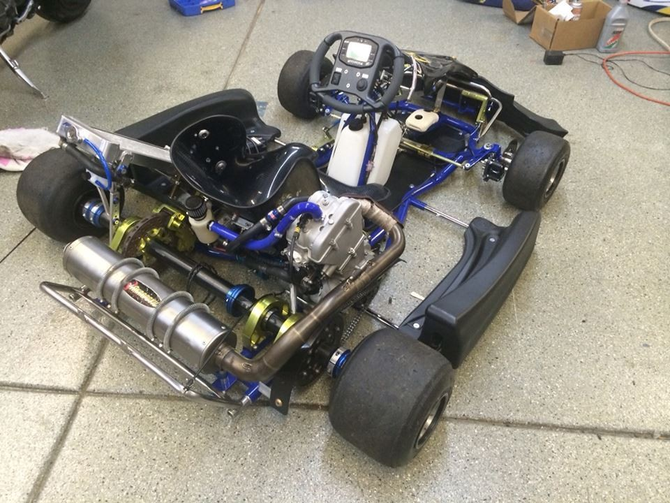 Ever try Karting? - Moto-Related - Motocross Forums / Message Boards