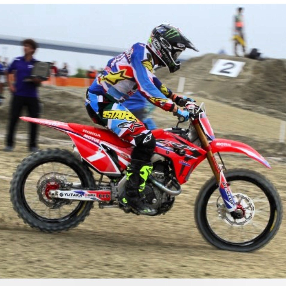 2017 Electric Start Crf450r Videophotos Moto Related