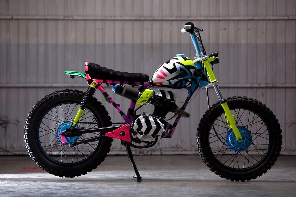 New Suzuki Dirt Bikes
