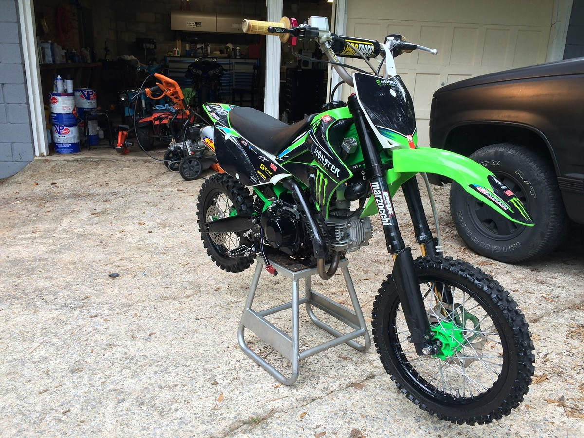 2013 MOD klx110L Big $$$ - For Sale/Bazaar - Motocross