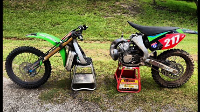 Ktm snapped in half?? - Moto-Related - Motocross Forums / Message ...