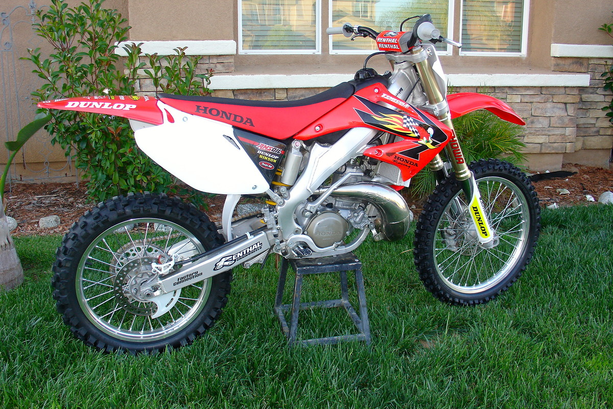 2006 Honda Cr250r Cr250 Cr 250 For Sale Bazaar