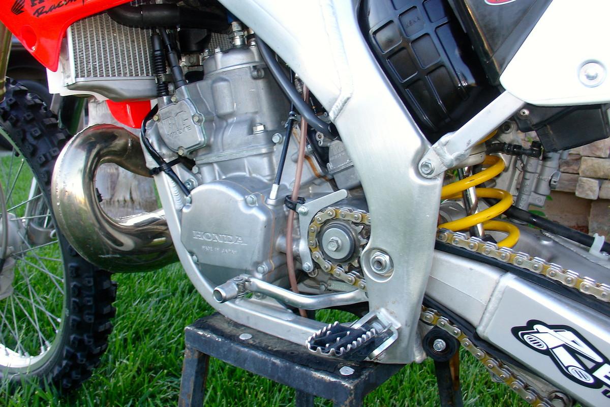 2006 Honda Cr250r Cr250 Cr 250 For Sale Bazaar
