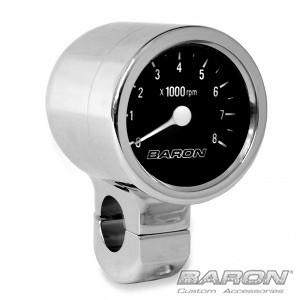 Mini GPS speedometer/handlebar mount  - Non-Moto - Motocross