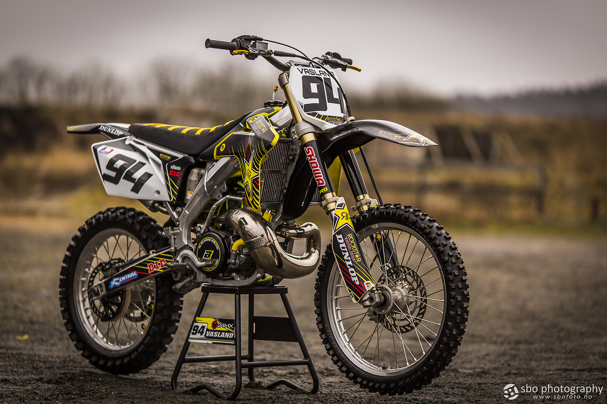 My Suzuki rmz 450/250 2 stroke - Moto-Related - Motocross Forums ...