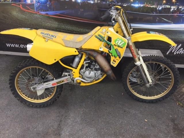 For Sale Suzuki Rm 125 Factory 1990 Andrea Bartolini