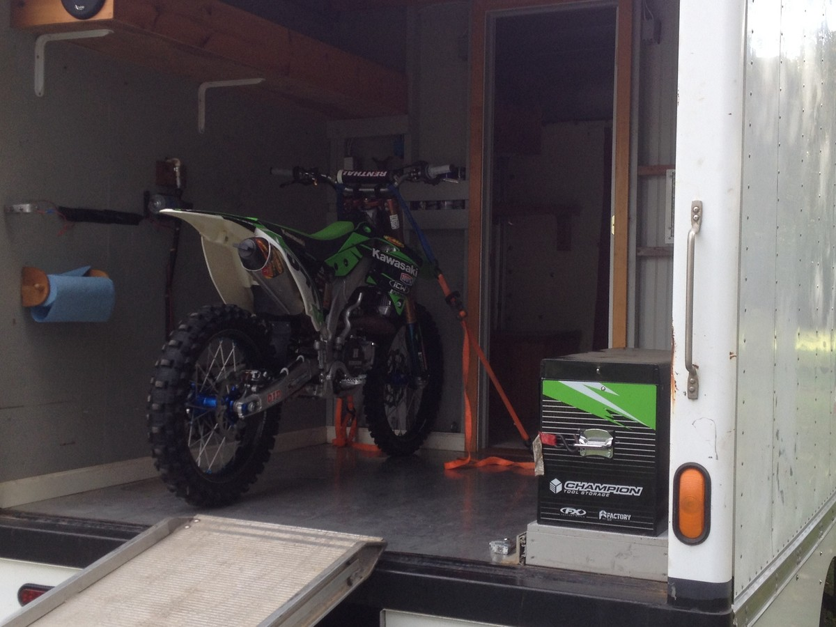 Who S Got A Moto Van Moto Related Motocross Forums
