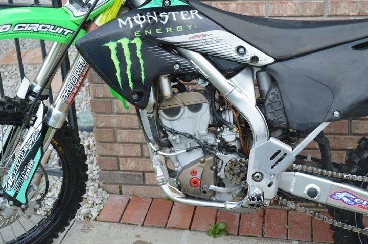 2005 Pro Circuit Kx250f For Sale Bazaar Motocross