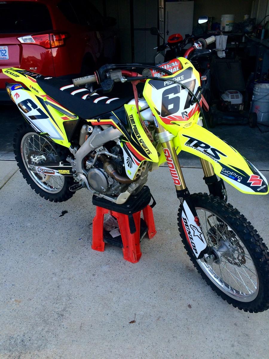 2014 Rmz 450 For Sale Bazaar Motocross Forums