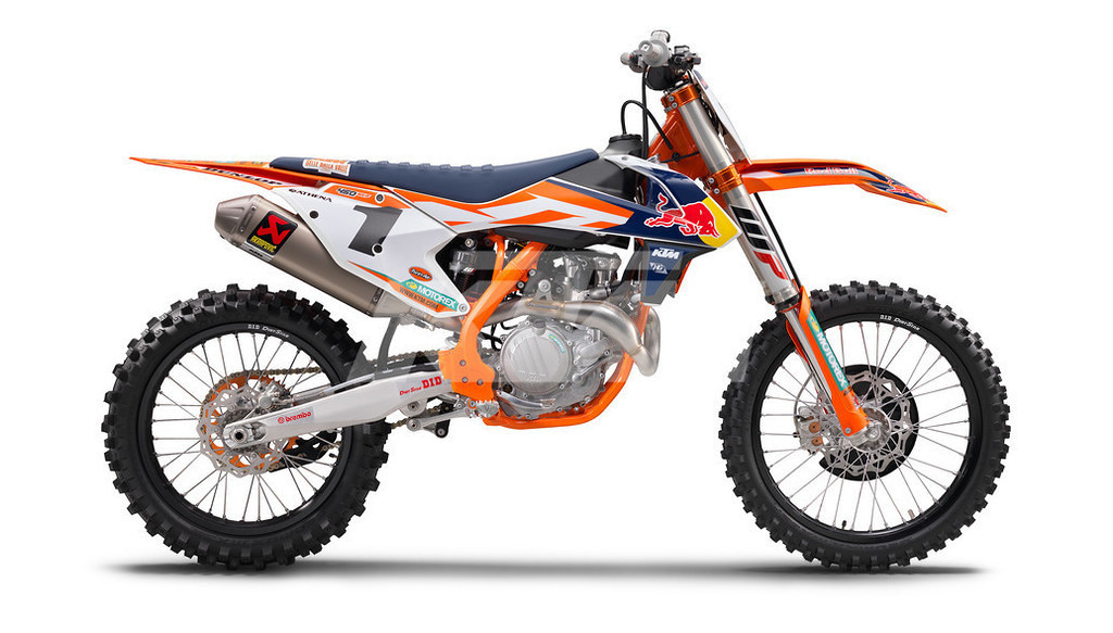 Who has the better looking factory bikes? - Moto-Related - Motocross ...