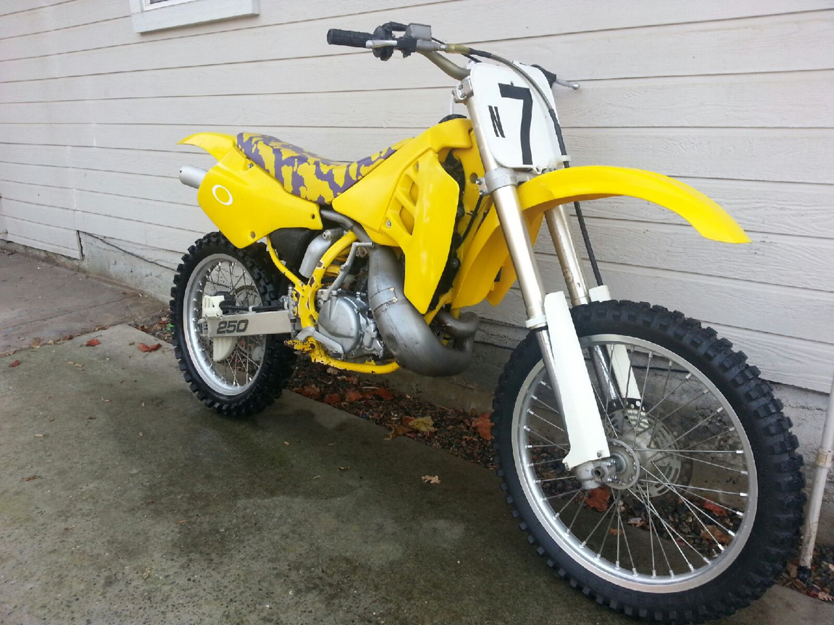 Rm Suzuki For Sale