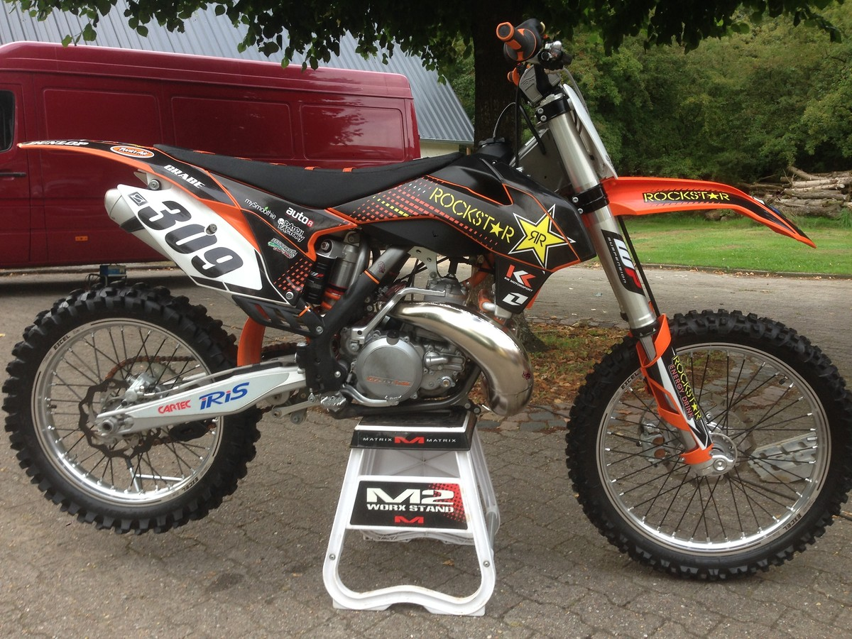 Race Tech Plastics Ktm