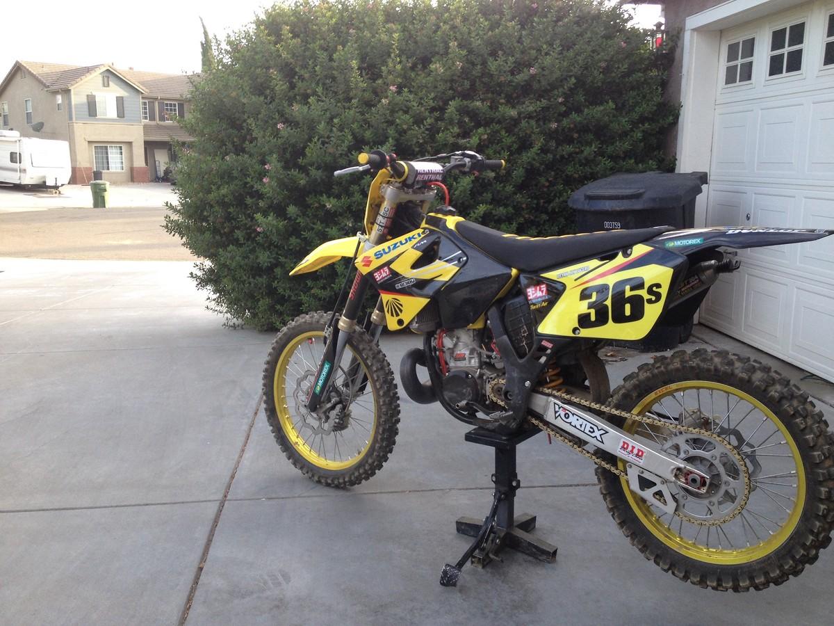 Boyesen RAD Valve vs  Moto Tassinari V-force - Tech Help/Race Shop