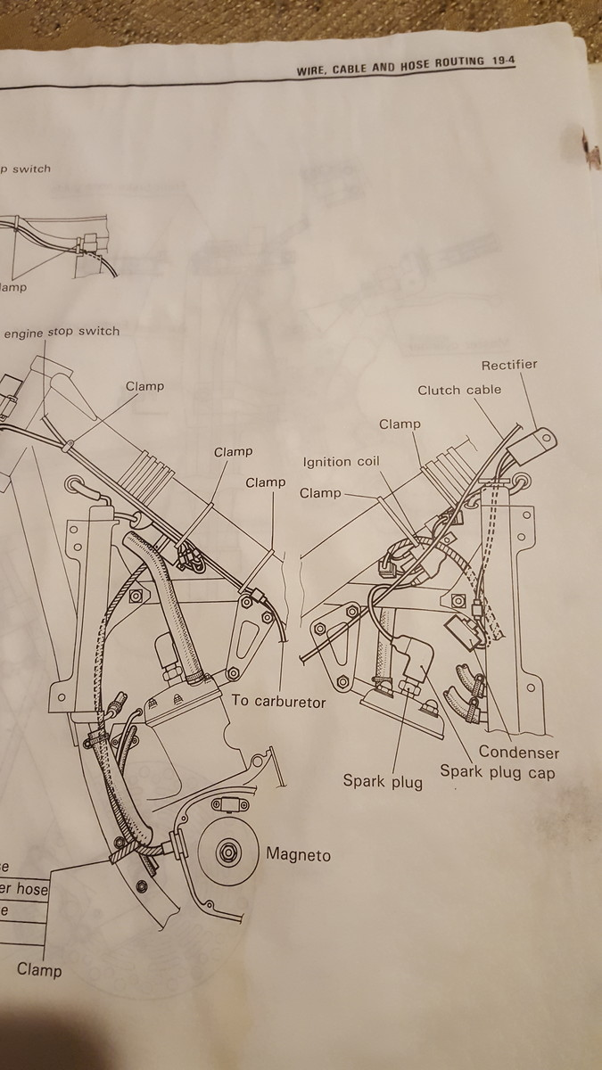97 rm250 wiring troubles - Old School Moto - Motocross Forums / Message Boards - Vital MX