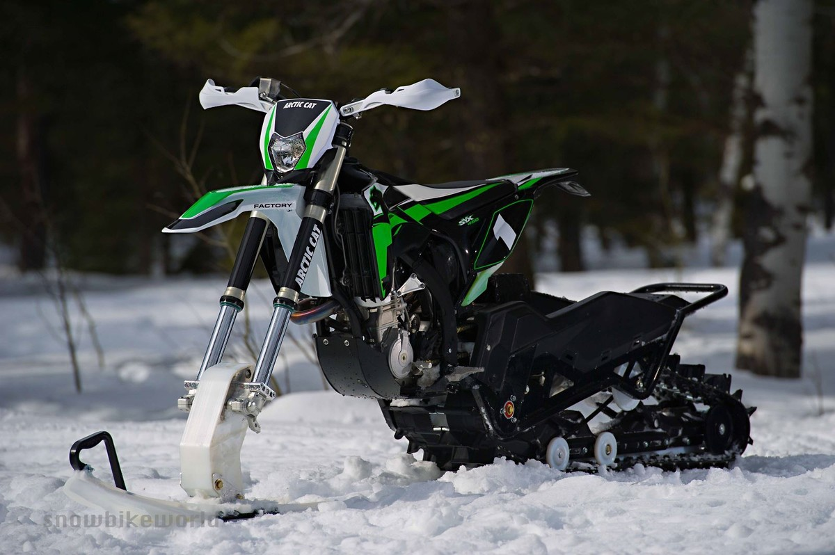Arctic Cat Zr   Avis