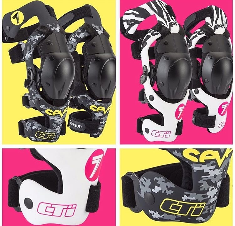 cca1854a48 Best Recommended Custom Knee Brace - Moto-Related - Motocross Forums /  Message Boards - Vital MX