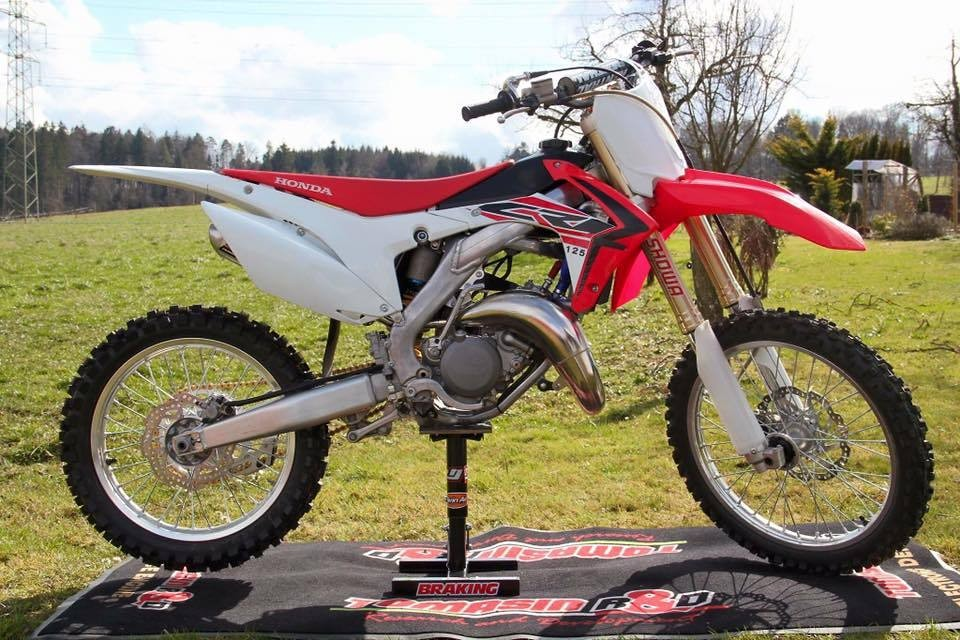 2017 Cr125 Moto Related Motocross Forums Message