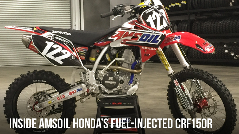 Fuel Injected Honda 150 Moto Related Motocross Forums