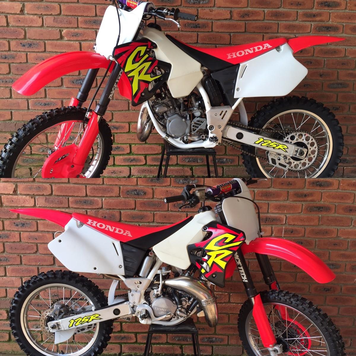 Fxr For Sale >> 1996 Honda CR125 , - Old School Moto - Motocross Forums / Message Boards - Vital MX