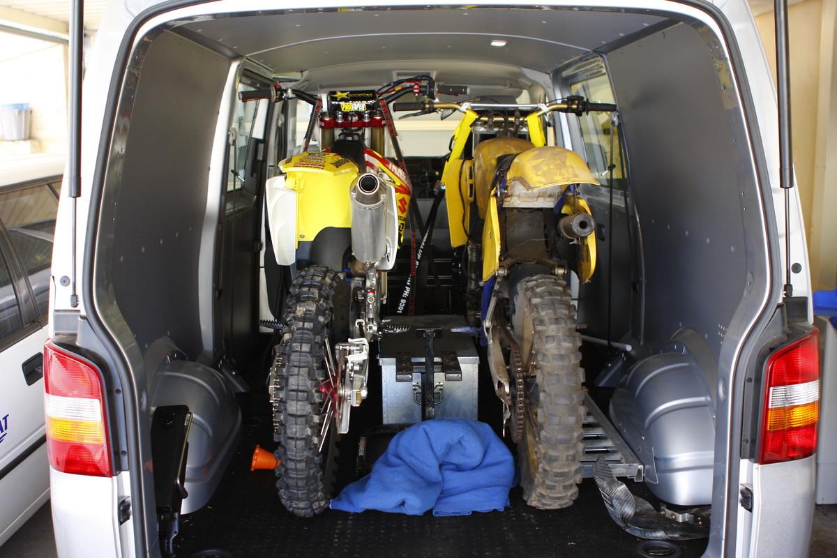 Vw T5 Transporter Lwb Moto Setup Moto Related