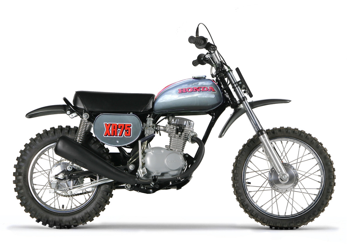 The Latest Edition Of Classic Steel On Hondas Beloved XR75 Is Up For Your Reading Pleasure