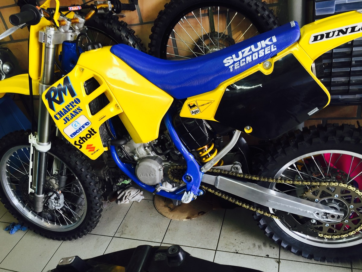 Yamaha Motocross Parts