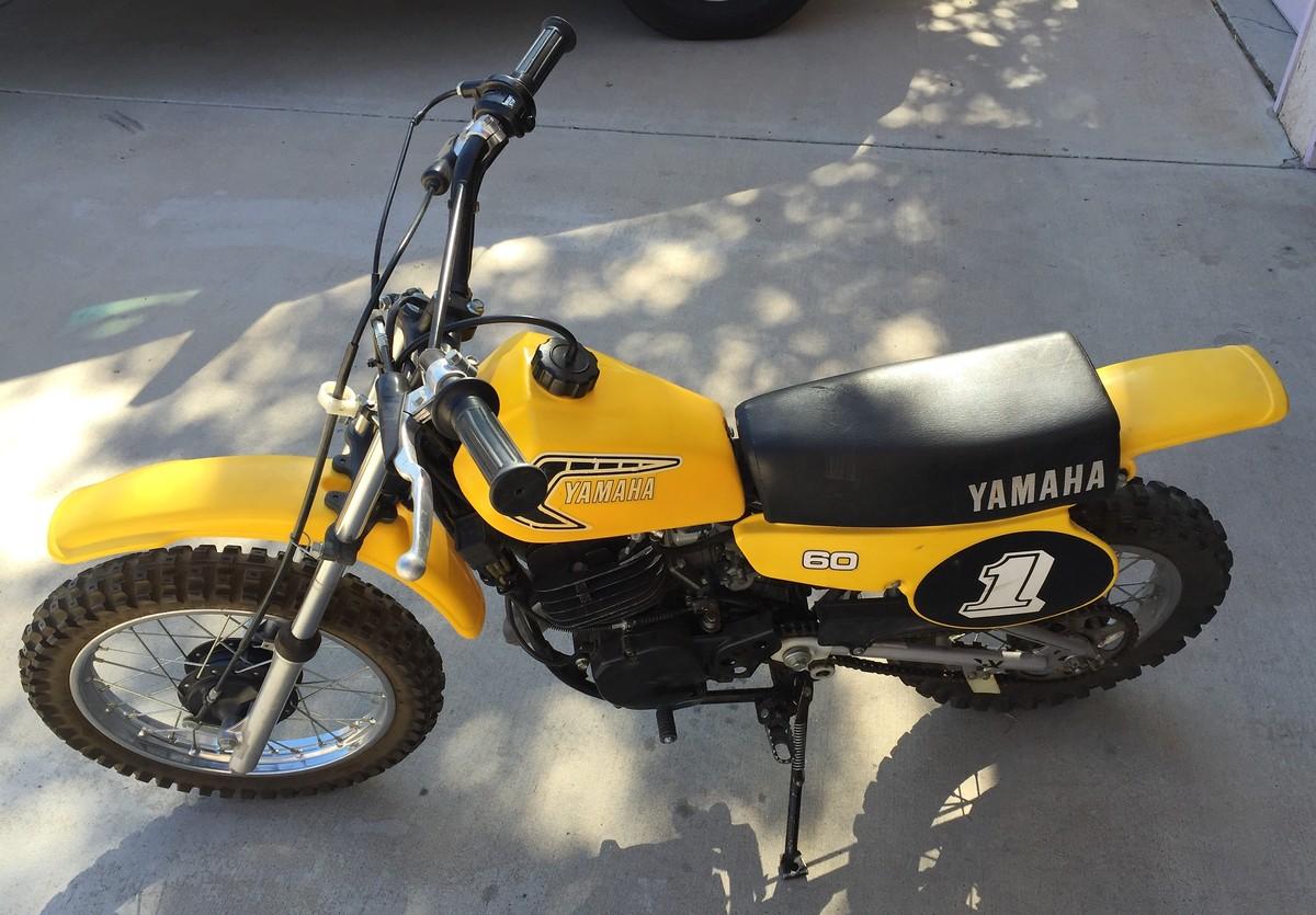 Yamaha Cc Mini Dirt Bike