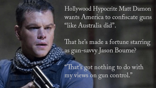 Do most of the anti-gun celebs have armed body guards ...