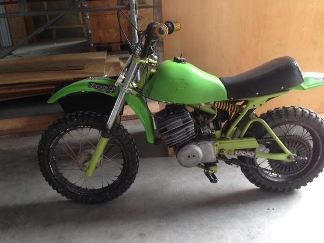 Kawasaki 50 mini?? - Old Moto - Motocross Forums / Message ...