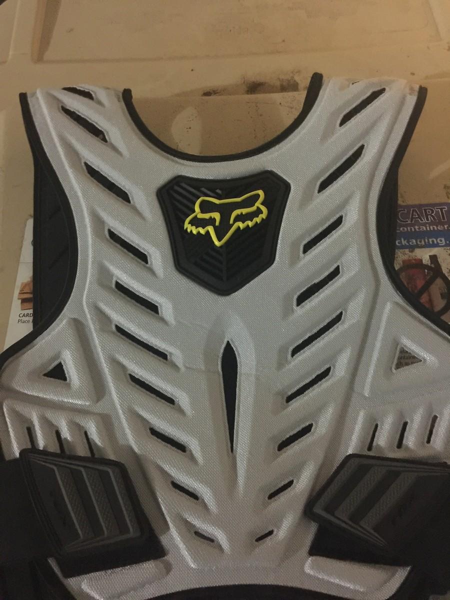 Fox Titan Sport Never Worn For Sale Bazaar Motocross