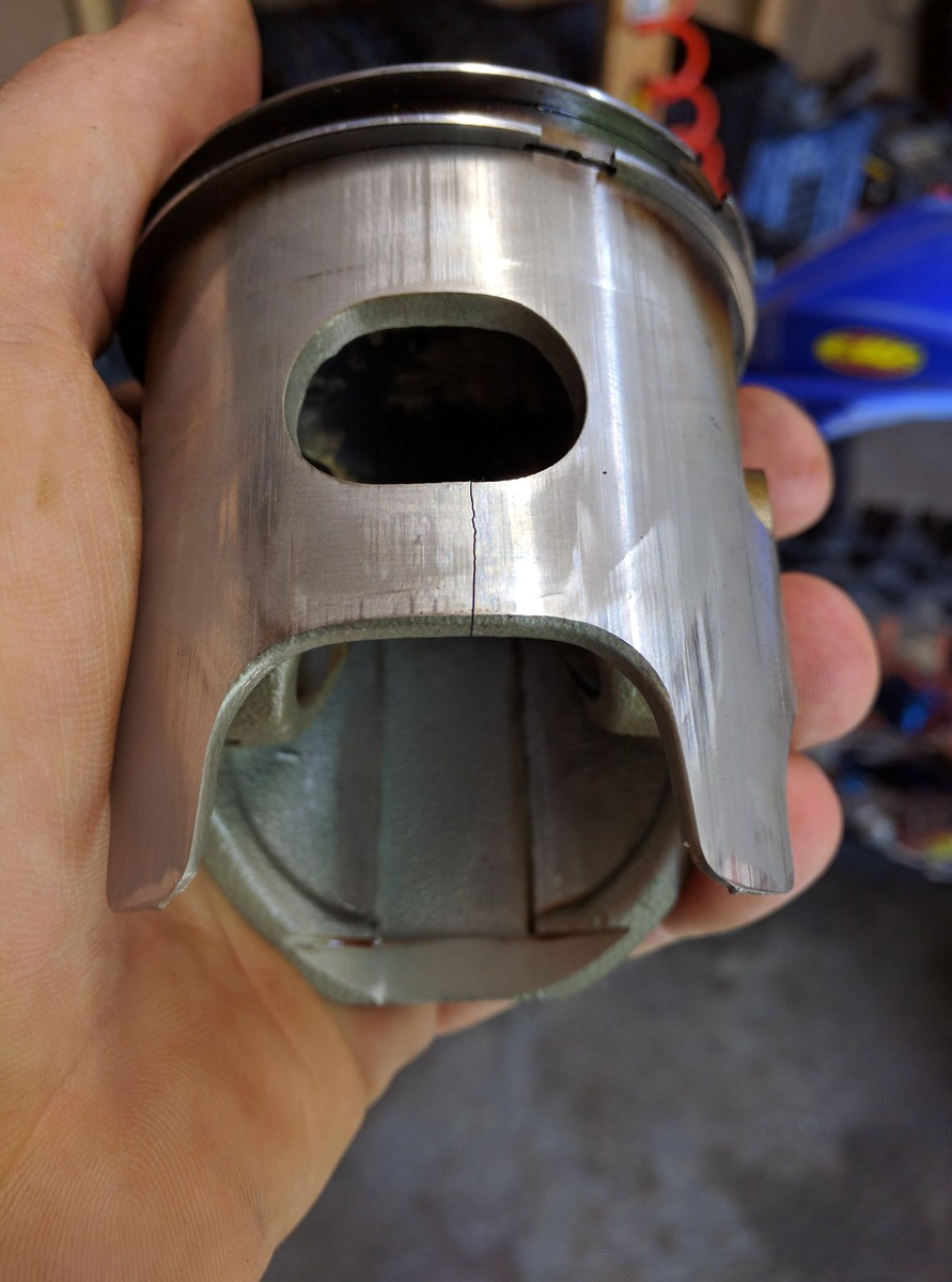 Change your yz250 piston! - Tech Help/Race Shop - Motocross Forums