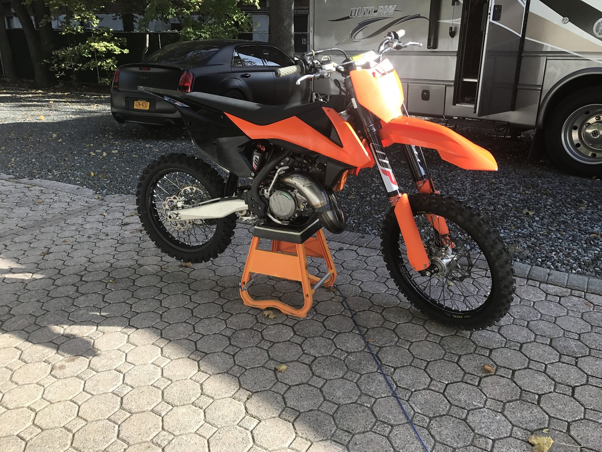2016 factory ktm 125 sx bike builds motocross forums message boards vital mx. Black Bedroom Furniture Sets. Home Design Ideas