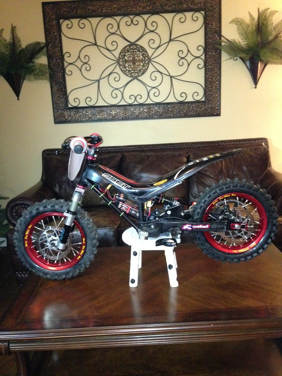 About To Start Conversion 16 Ktm 50mini Gas To Electric