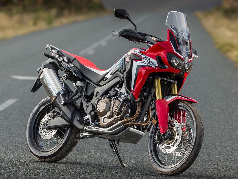 Yamaha Adventure Motorcycle