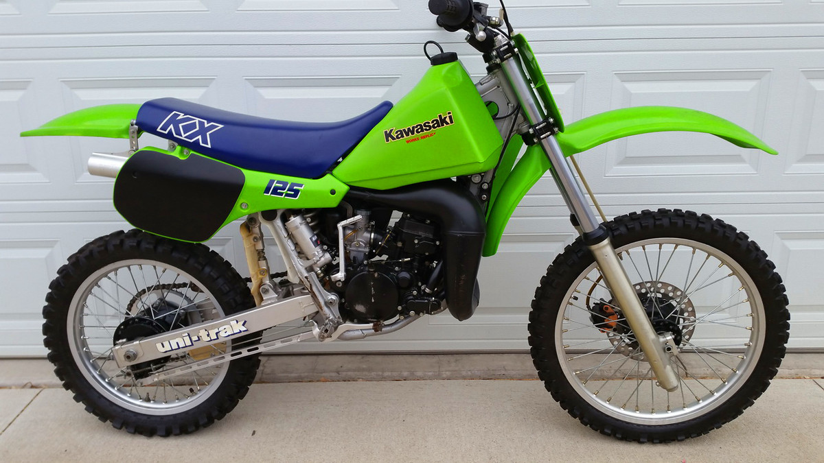 Kawasaki Kx Craigslist
