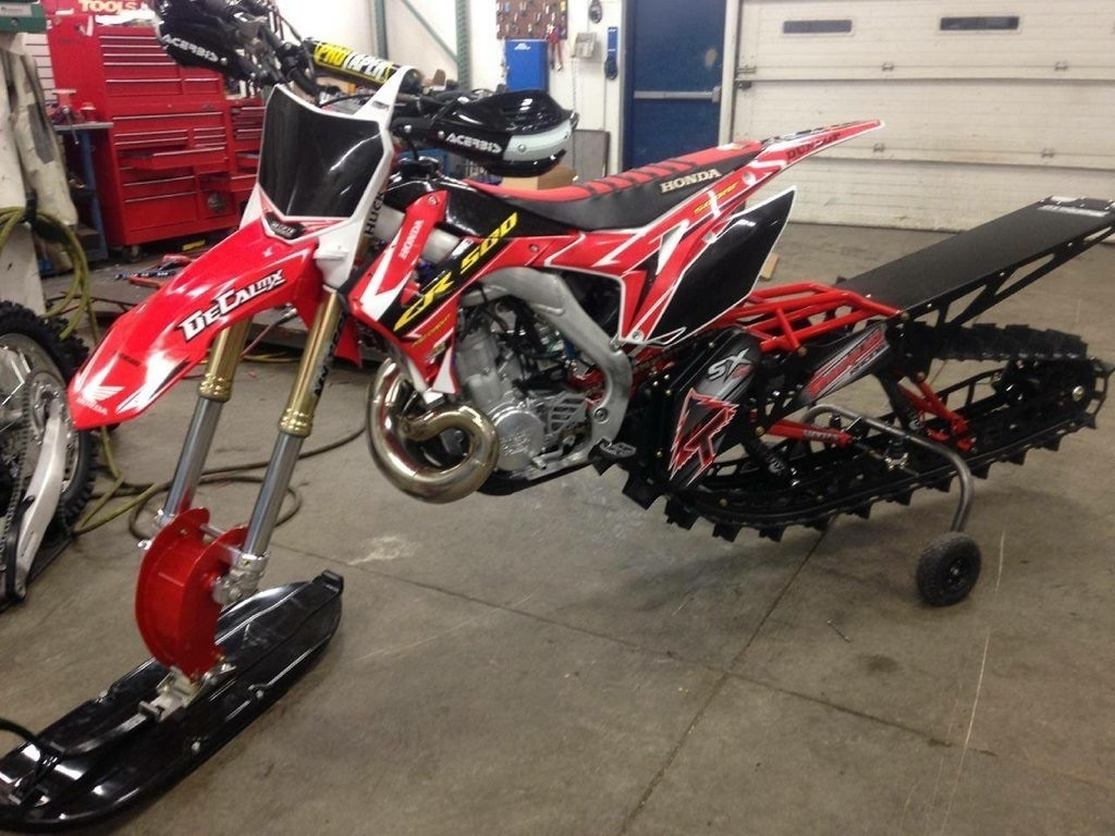 Honda Dealers Ma >> Best Bike/Timbersled Combos - Moto-Related - Motocross Forums / Message Boards - Vital MX