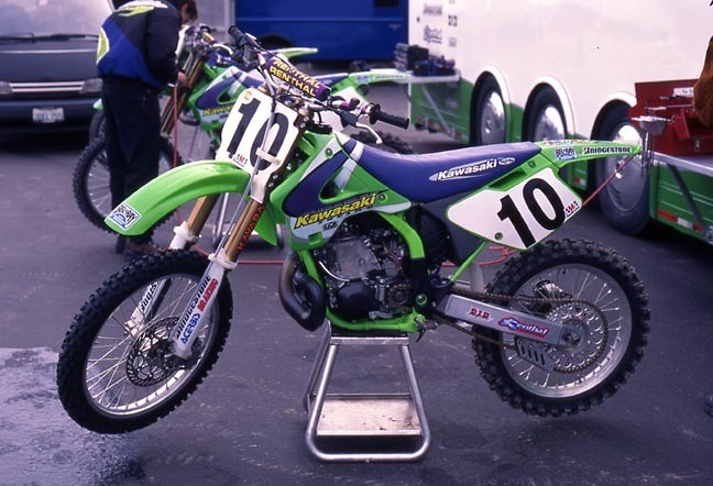 90 S Era Kx S Moto Related Motocross Forums Message