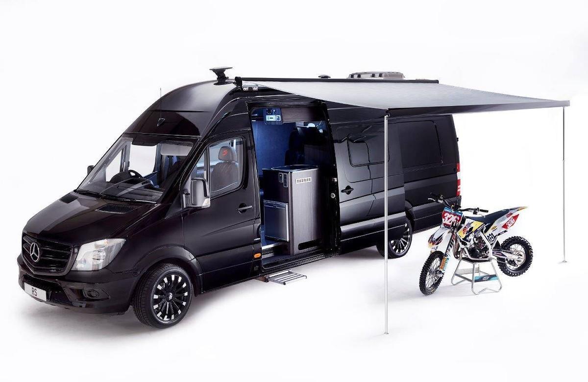 Motorhome Mercedes Benz >> Moto van pic's - Moto-Related - Motocross Forums / Message Boards - Vital MX