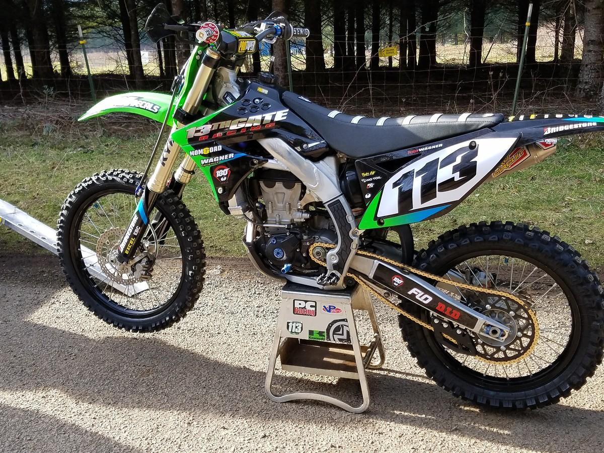 2010 Kx450 Bike Builds Motocross Forums Message