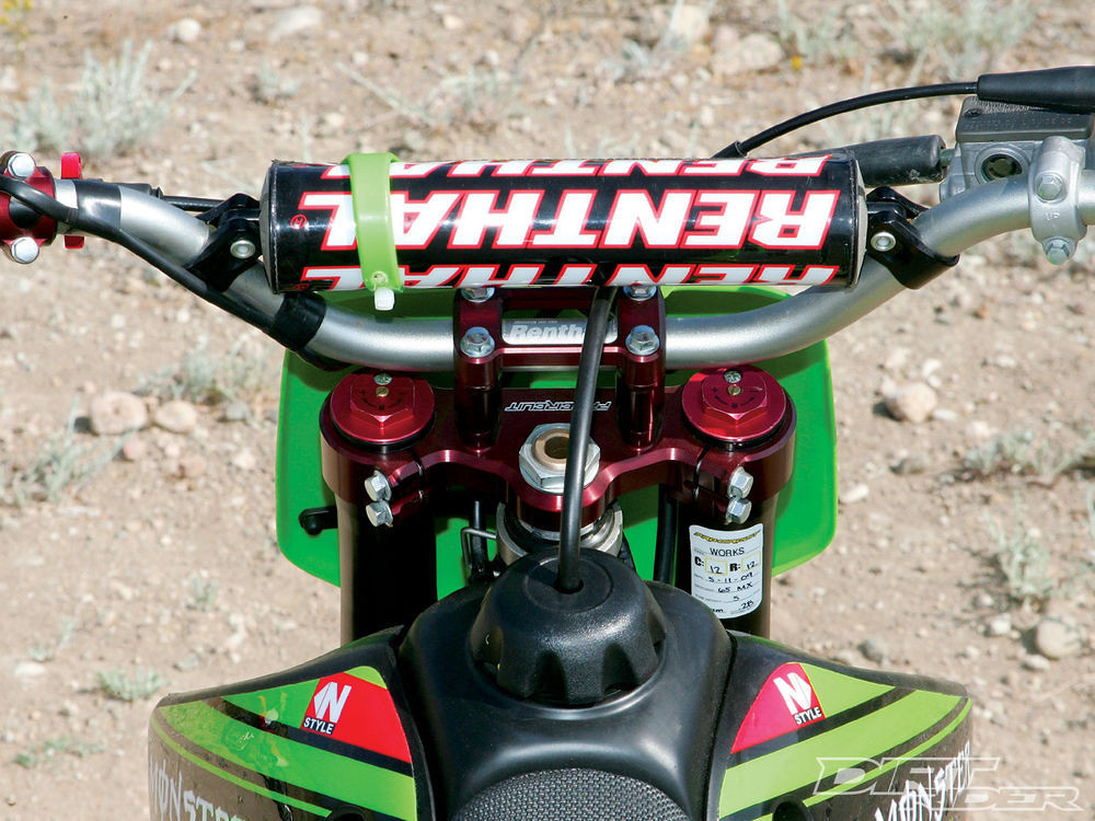 WANTED: KX65 Pro Circuit Clamps - For Sale/Bazaar