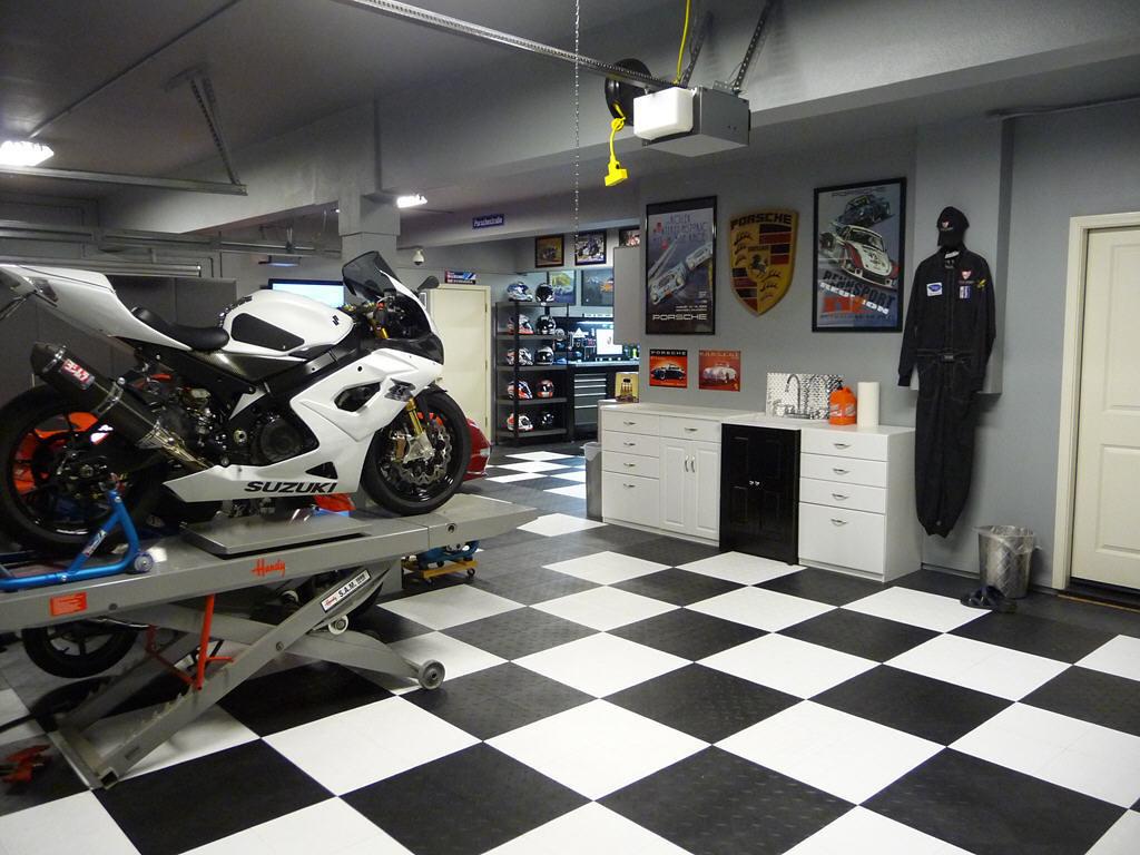 Garage setup finished moto related motocross forums for Garage forum automobile avignon