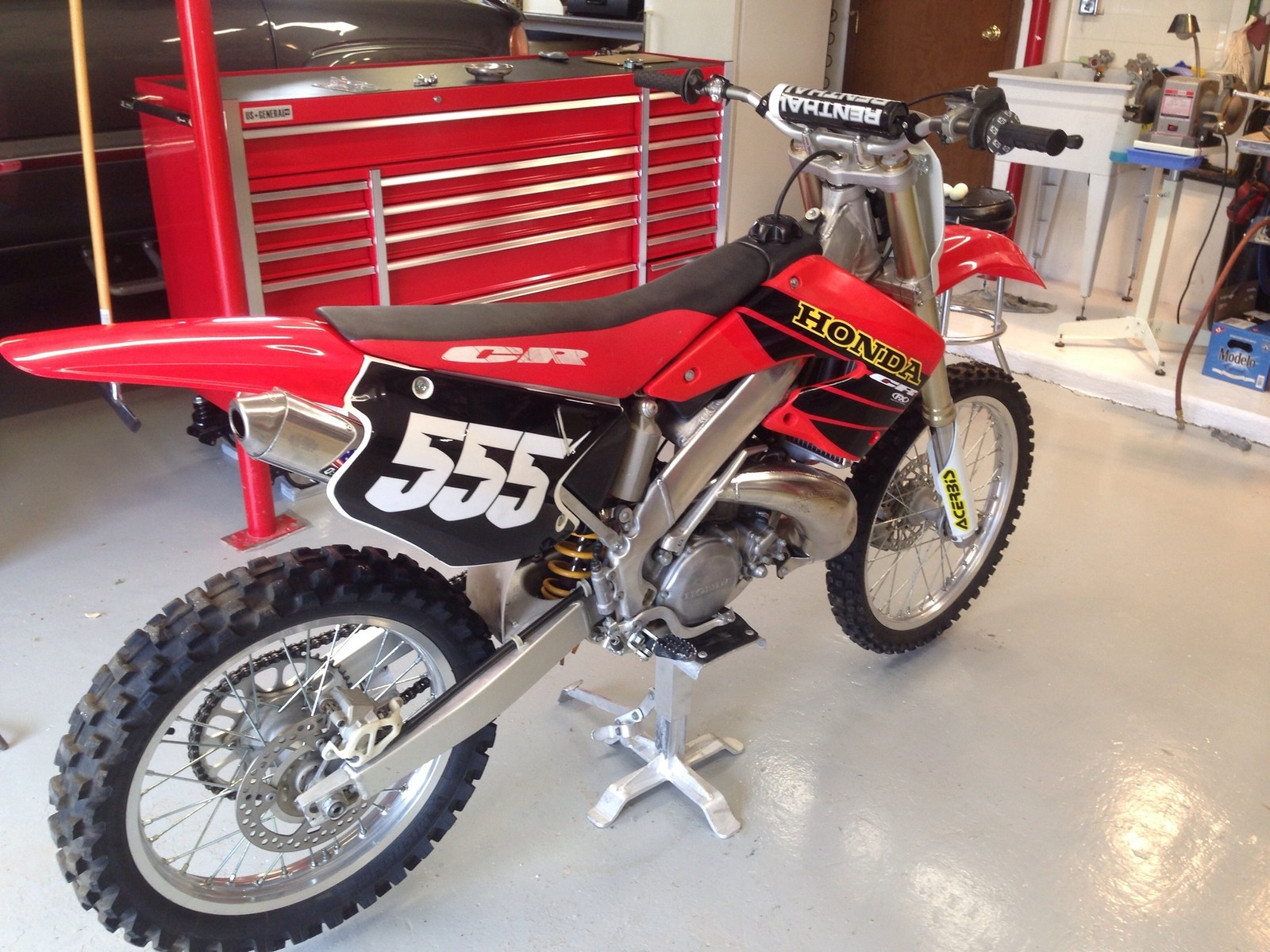 2003 Cr250 score! - Moto-Related - Motocross Forums