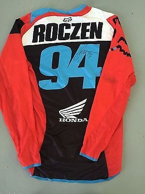 Ken Roczen honda military appreciation 2017 jersey and pants - For Sale/Bazaar - Motocross ...