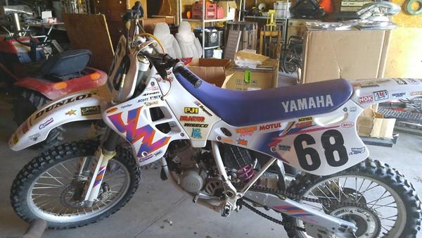 1993 yz125 on Craigslist - Old School Moto - Motocross