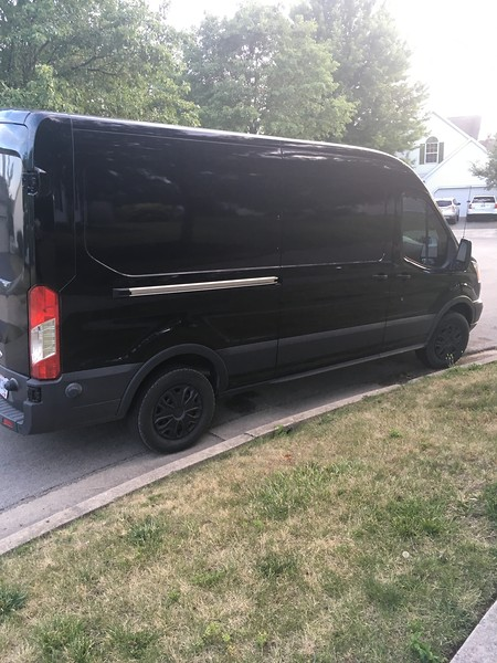 Which ford transit van to buy for moto? - Moto-Related - Motocross