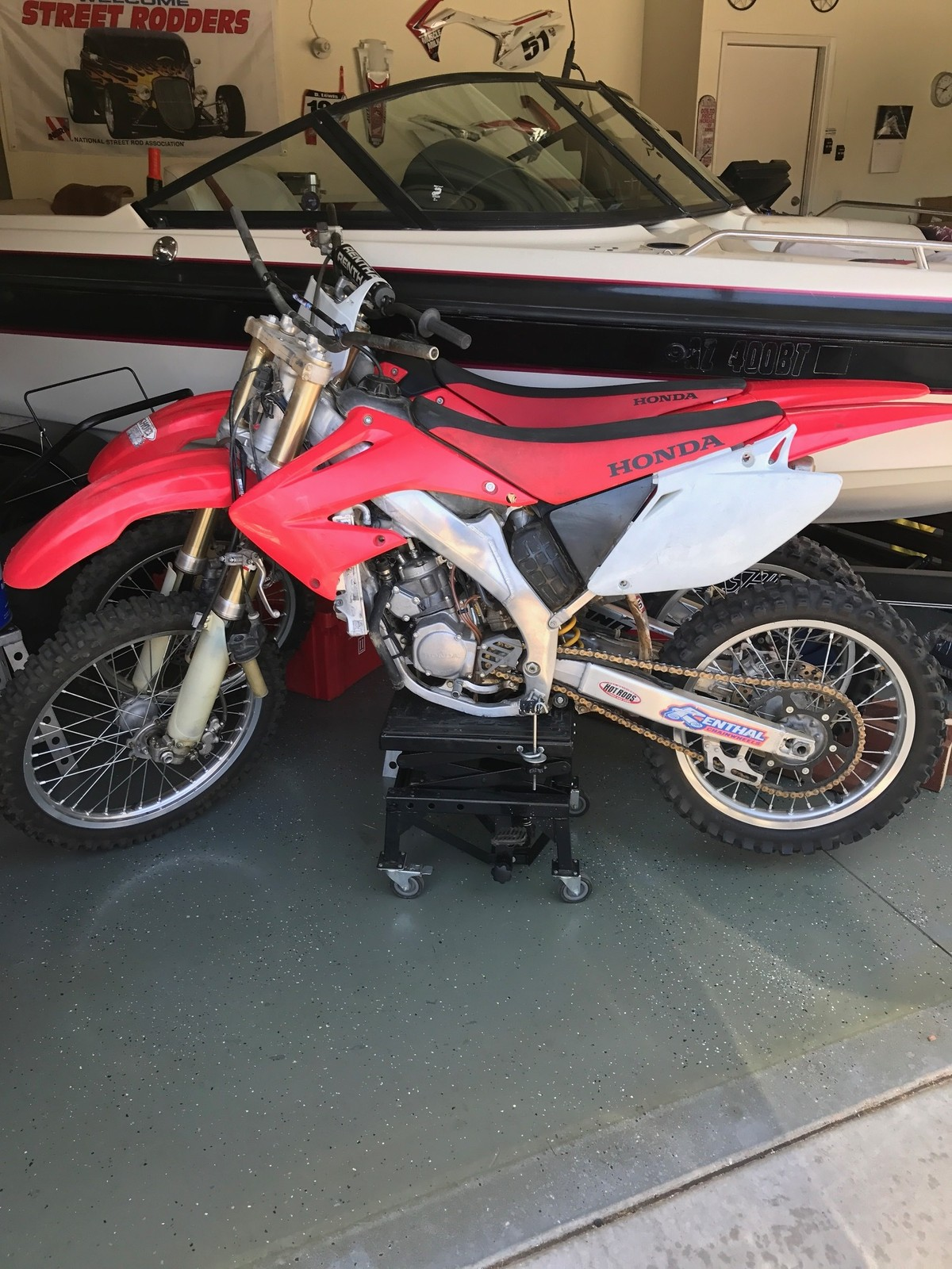 2006 CR 125 Build Finished and For Sale Bike Builds Motocross