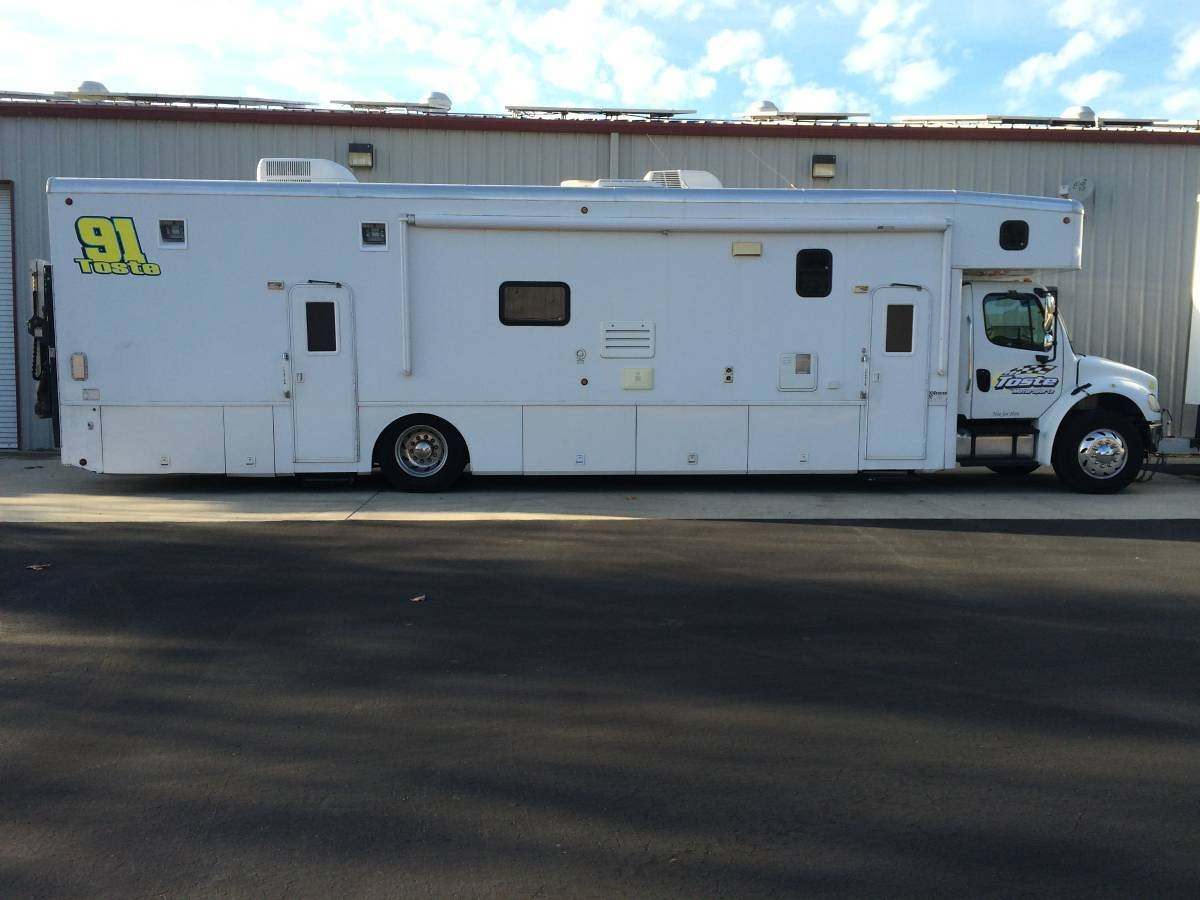 2003 Show Hauler Motor Home - For Sale/Bazaar - Motocross Forums
